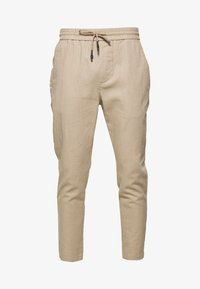 Only & Sons - ONSLINUS CROP  - Pantaloni - chinchilla - 3
