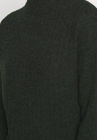 ONLY - ONLMEKIA DRESS  - Strikket kjole - rosin melange - 6