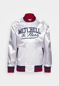 Mitchell & Ness - Training jacket - white - 6