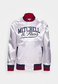 Mitchell & Ness - Veste de survêtement - white - 6