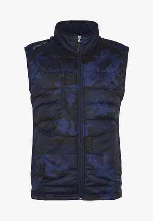 SLEEVELESS - Vesta - french navy