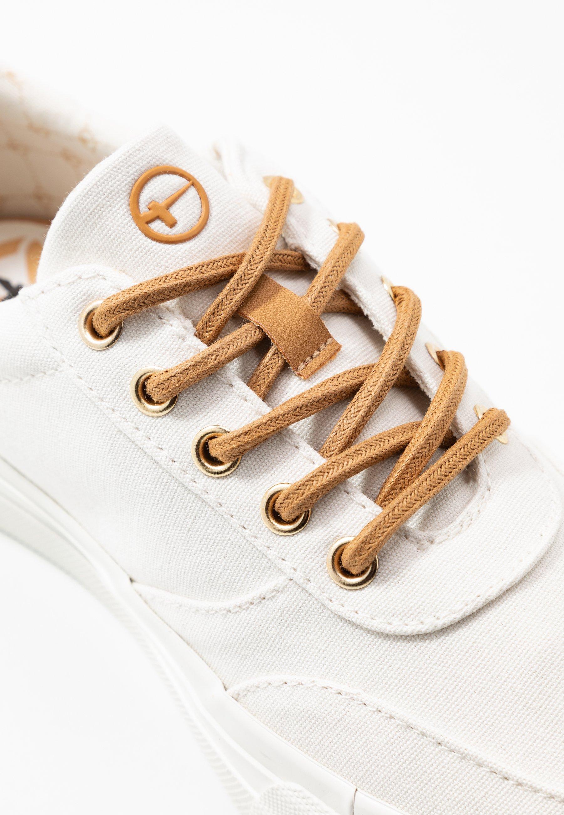 Tamaris LACE UP - Sneaker low - shell | Damen Schuhe 2020