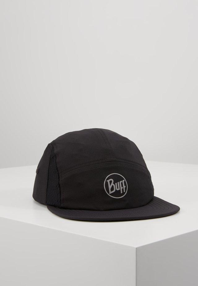 RUN SOLID - Cap - black