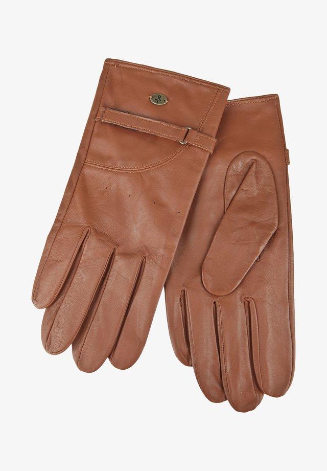 Gloves - oak