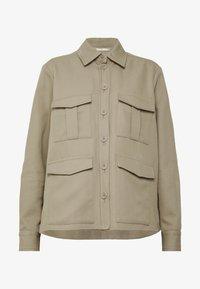 HANNA JACKET - Summer jacket - khaki
