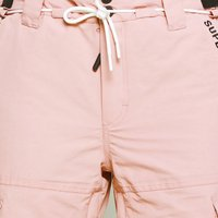 Superdry - FREESTYLE PANT - Snow pants - soft pink - 6