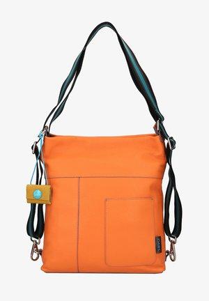 CLARISSA - Across body bag - orange