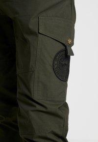 Glorious Gangsta - FRESNO - Cargo trousers - khaki - 5