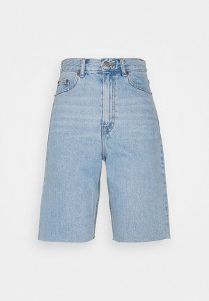 ECHO - Shorts di jeans - empress light blue