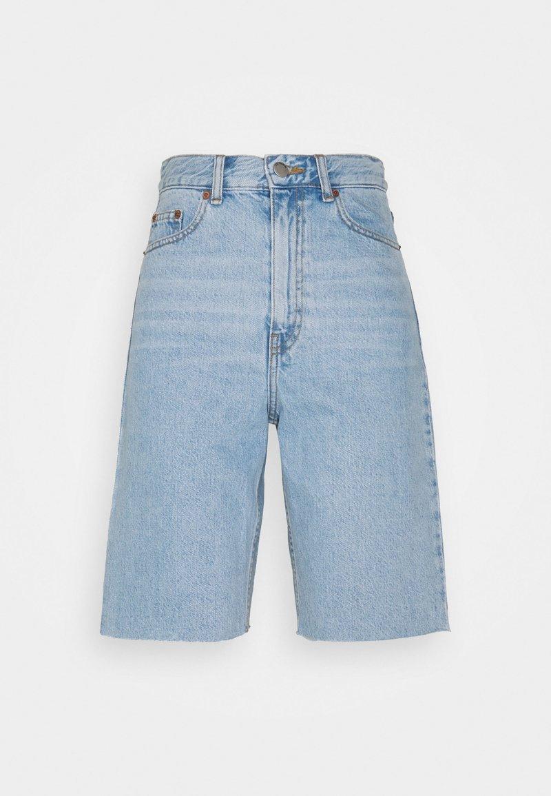Dr.Denim Tall - ECHO - Shorts di jeans - empress light blue