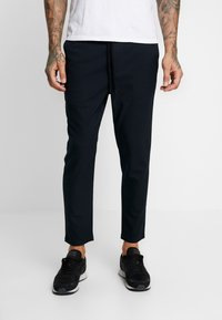 Only & Sons - ONSLINUS PANT - Trousers - dress blues - 0