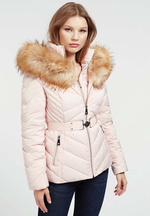 Winter jacket - rose clair