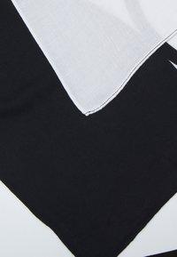 Calvin Klein - SCARF  - Scarf - black - 3