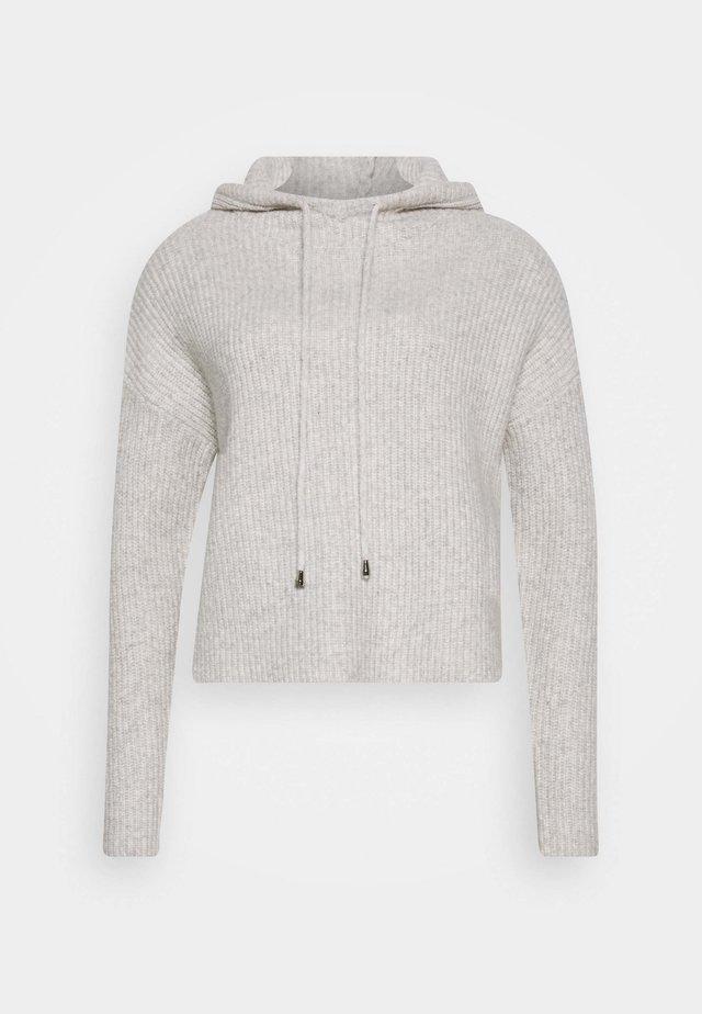DANIELLE TOP - Hoodie - grey