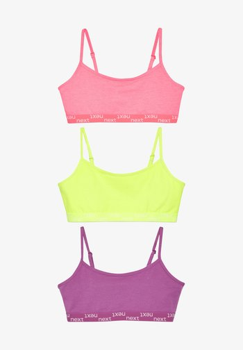 3 PACK  - Top - pink