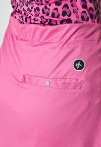 Cross Sportswear - SKORT SOLID - Spódnica sportowa - light pink - 5