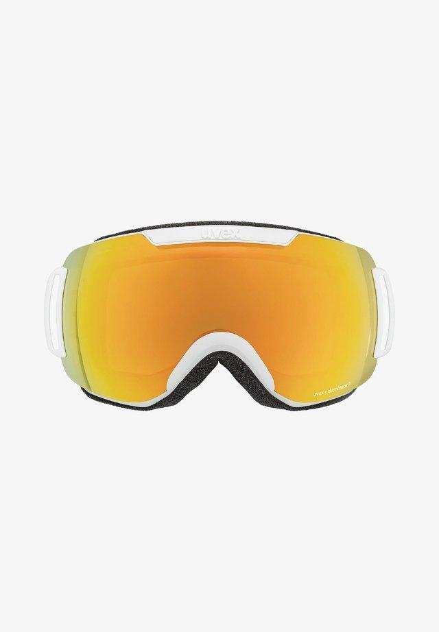 DOWNHILL 2000 CV - Ski goggles - white mat (s55011711)