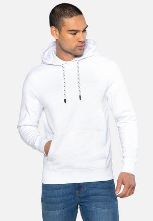 CLEMENTINE - Felpa con cappuccio - white