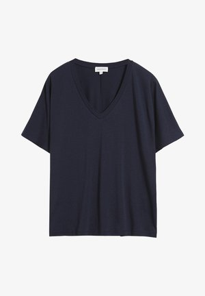 MIRAA - Basic T-shirt - night sky