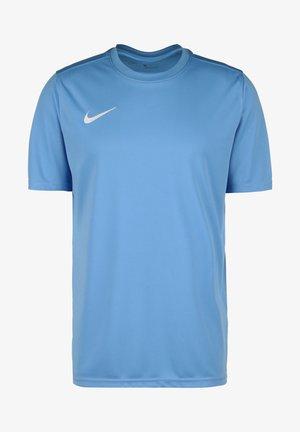 Park IV - Sports shirt - blue / white