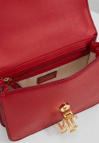 Lauren Ralph Lauren - MADISON - Across body bag - red - 4