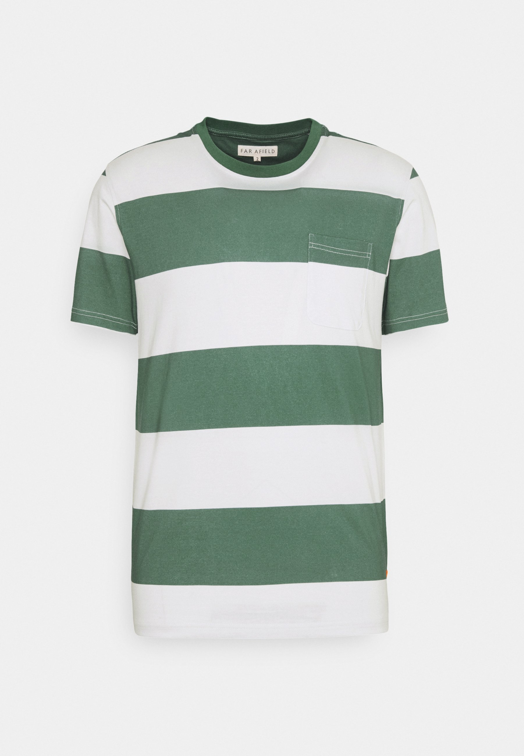 Men BOLD STRIPE - Print T-shirt