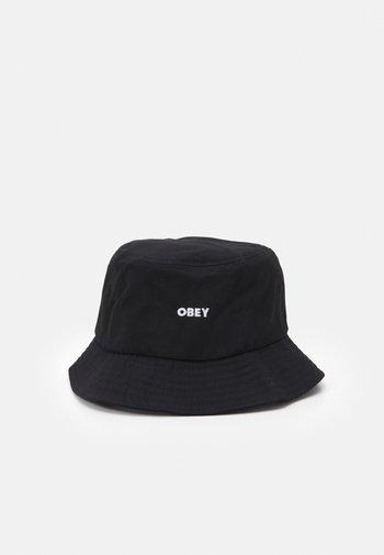 BOLD BUCKET HAT UNISEX - Beanie - black