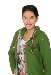 Stockerpoint - KARINA - Cardigan - green - 3