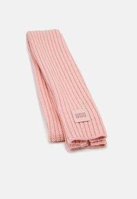 UGG - CHUNKY SET - Scarf - light pink - 1