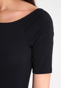 Modström - TANSY  - Basic T-shirt - black - 3