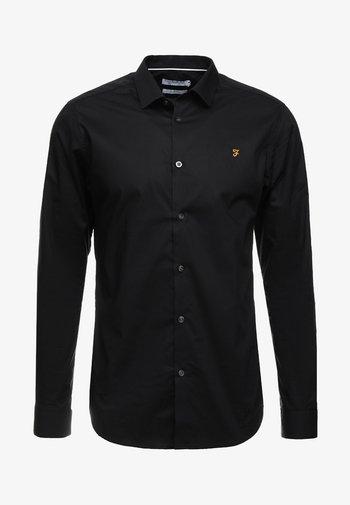 HANDFORD SLIM FIT - Formal shirt - black