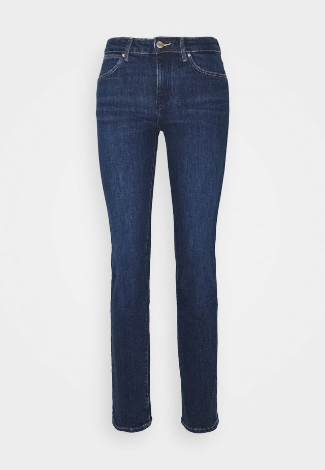 BODY BESPOKE - Straight leg jeans - dark valley