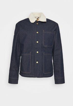 JJILUCAS JJJACKET - Summer jacket - blue denim