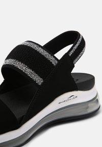 Skechers Sport - SKECH-AIR ELEMENT 2.0 - Sandalias - black - 7