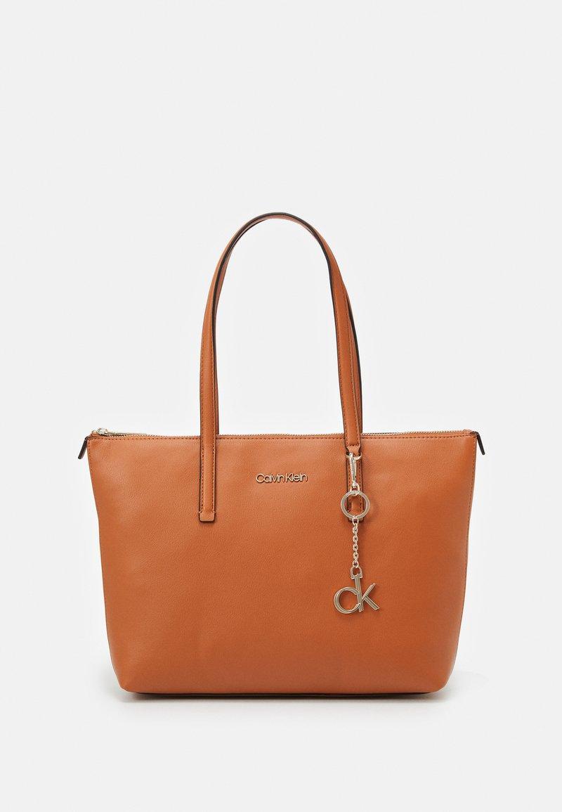 Calvin Klein - Tote bag - brown
