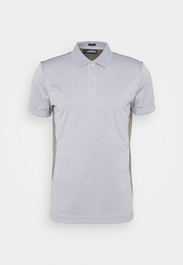 JOSH SLIM FIT GOLF  - T-shirt sportiva - stone grey melange