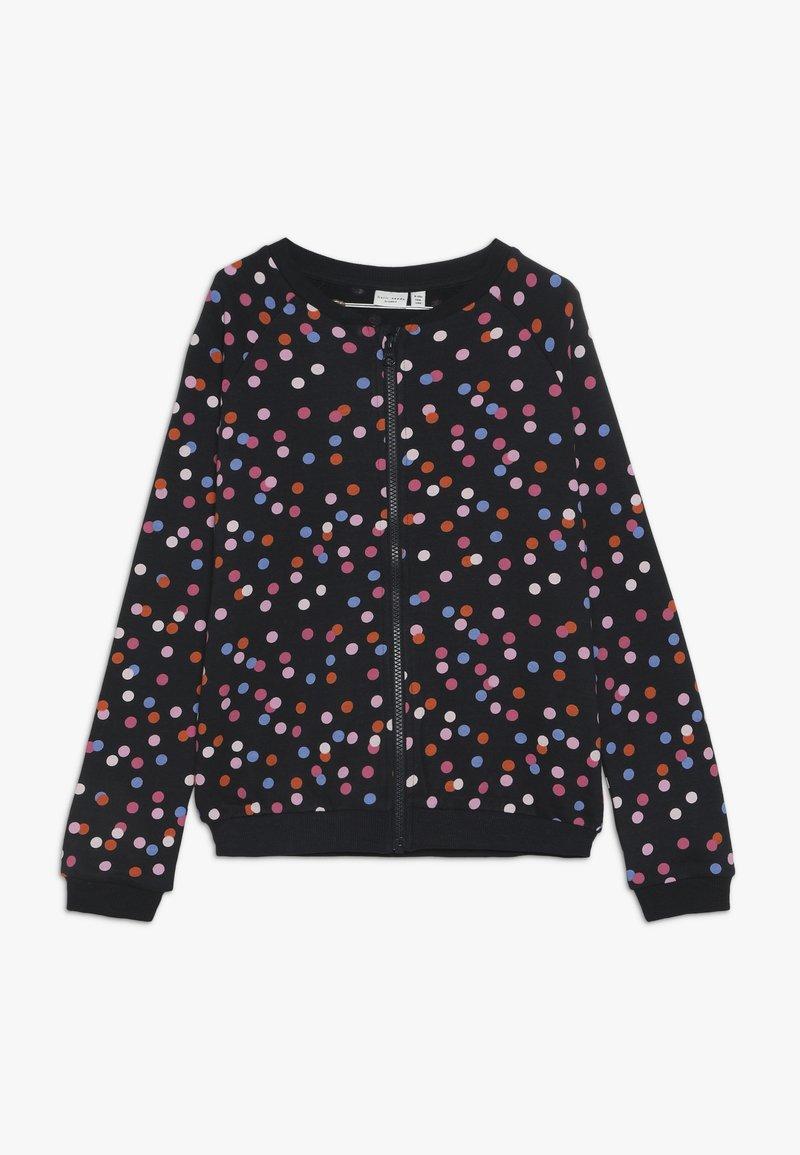 Name it - NMFVERA  - Zip-up hoodie - dark sapphire