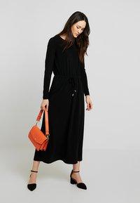 InWear - DRESS - Maxi dress - black - 1