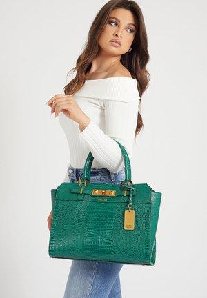 RAFFIE CARRYALL - Handbag - grün