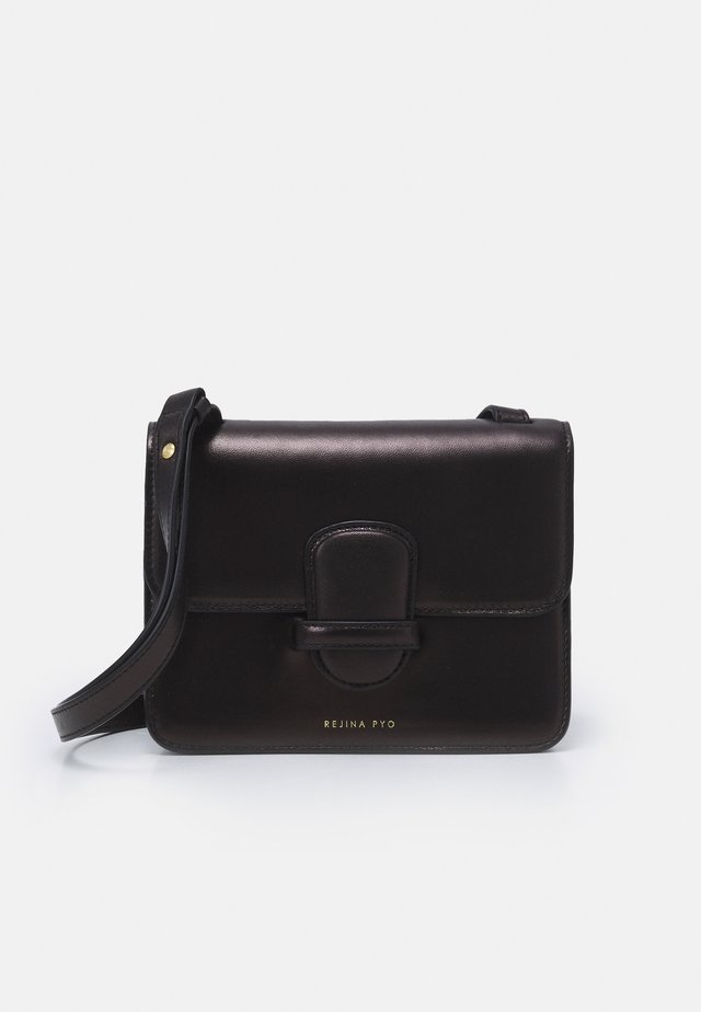 HARPER BAG SMALL - Borsa a tracolla - black