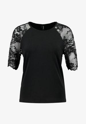 VMALBERTA - Camiseta estampada - black