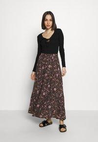 Cotton On - JASMINE MAXI SKIRT - Maxi skirt - jordyn raven - 1