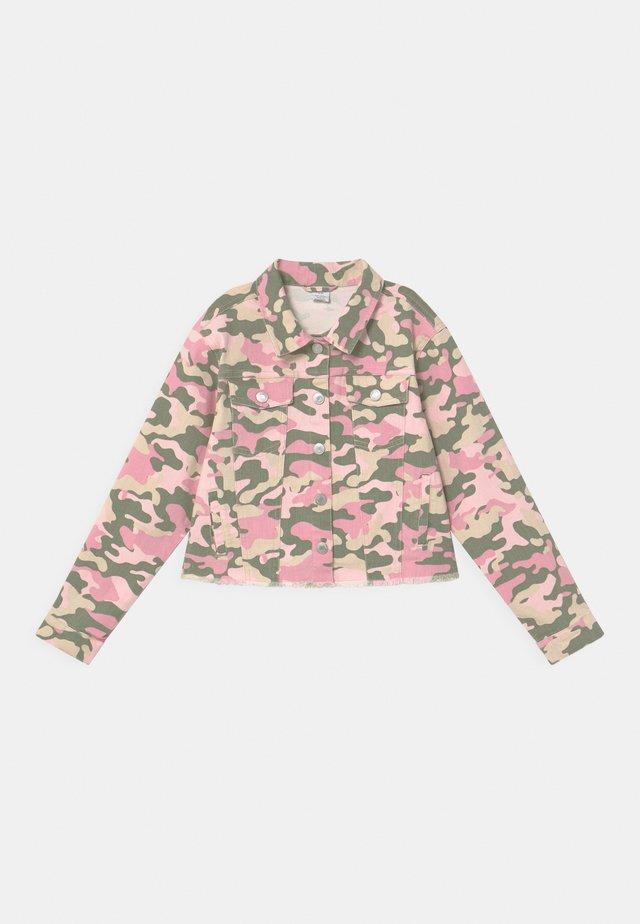 NASHA - Jeansjacka - pink