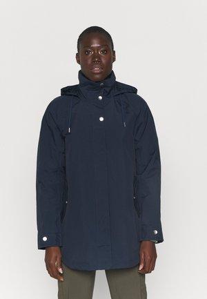 VALENTIA RAINCOAT - Hardshell jacket - navy