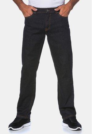 Straight leg -farkut - black