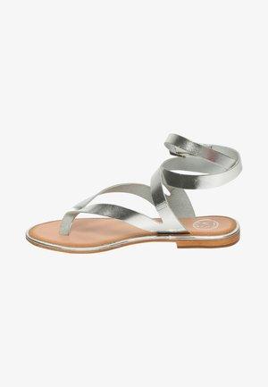 Sandales classiques / Spartiates - silver