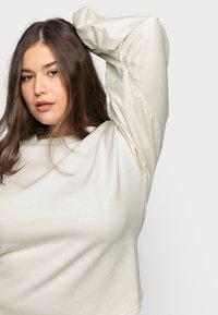 Vero Moda Curve - VMLILI - Sweatshirt - birch - 3