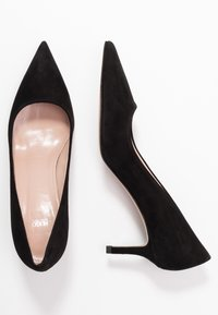 HUGO - INES - Classic heels - black - 3