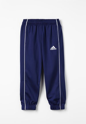 CORE ELEVEN FOOTBALL PANTS - Pantalones deportivos - darkblue
