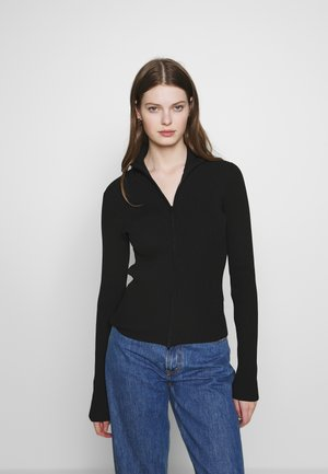 RYAN - Cardigan - black